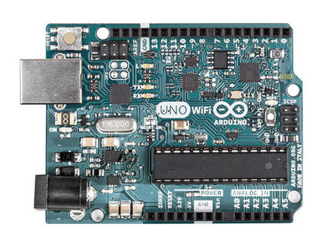 Arduino UNO WiFi Board Combines Atmel ATmega328P MCU with ESP8266 SoC | Embedded Systems News | Scoop.it