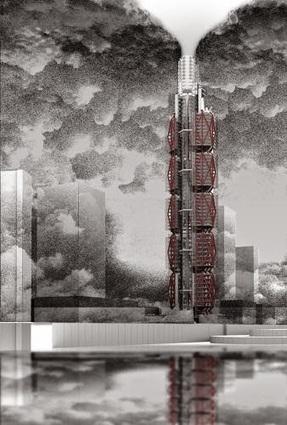 O arranha-céus projetado para filtrar ar poluído   Eco   Scoop.it