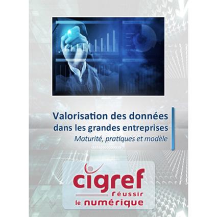 Guide Cigref 2016 - Valorisation des données : maturité, pratiques et modèle ? | VEILLE | Scoop.it