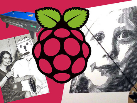 20 cool things you can do with a Raspberry Pi | Arduino, Netduino, Rasperry Pi! | Scoop.it
