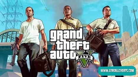 GTA 5 Cheats Codes for Xbox 360 and PS3 - Grand Theft Auto V Cheats | GTA 5 cheats | Scoop.it