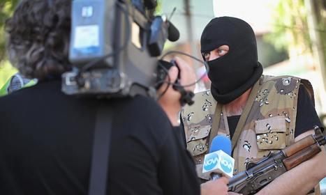 Ukrainian journalists face threats as separatists make demands of media | Eastern European press: Censored or free? | Scoop.it