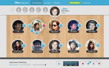 Überconference: reuniones virtuales y multiconferencias gratuitas | Web 2.0 y sus aplicaciones | Scoop.it