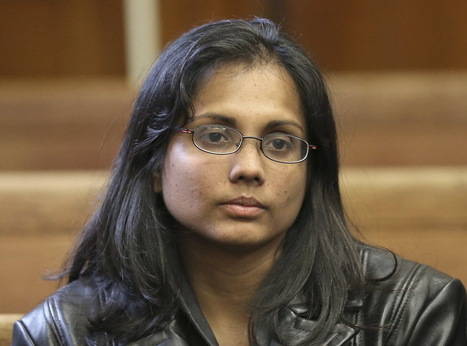 Chemist who falsified drug tests in criminal cases goes to jail herself (+video) - Christian Science Monitor   Digital-News on Scoop.it today   Scoop.it