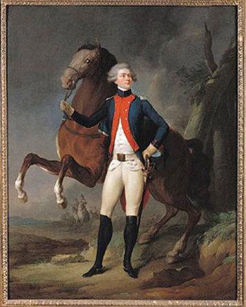 6 septembre 1757 naissance de La Fayette   Racines de l'Art   Scoop.it
