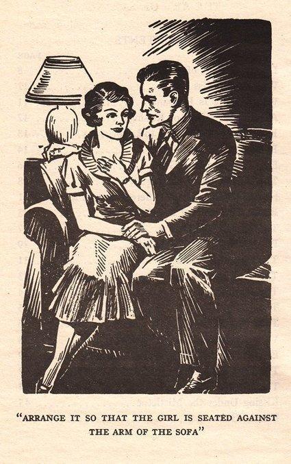 El arte de besar, una guía para amantes escrita en 1936 - Cultura Inquieta   Help and Support everybody around the world   Scoop.it
