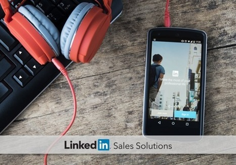 How to Optimize Your Social Sales Profile and Strategy | All About LinkedIn | Scoop.it