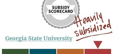 College Sports Subsidy Scorecards | SCUP Links | Scoop.it