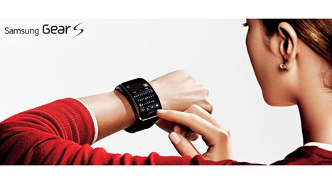 Samsung's Smartwatch: Gear S | Underground News Australia | Scoop.it
