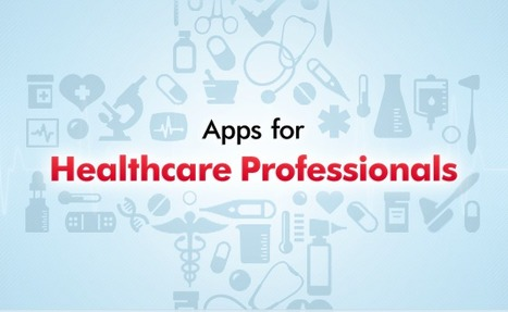 Apple's top 80 apps for doctors, nurses, patients | mobihealthnews | DigiPharma | Scoop.it