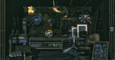 More to Life | 亗 Second Life Home & Decor 亗 | Scoop.it