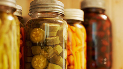 How to Pickle Your Summer Vegetables | Cooking With Coca-Cola® | Scoop.it