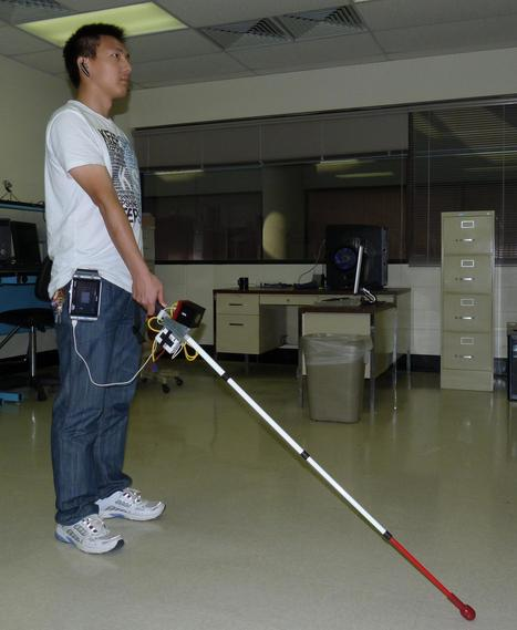 An Autonomous, Self-Steering Robo-Cane, And Other Co-Robots to Come | leapmind | Scoop.it