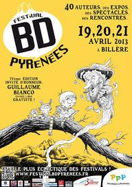 Festival de BD à Billère les 19, 20 et 21 avril ... - billere decouverte | Veille Artilinki | Scoop.it