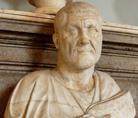 Maximino, el gigante tracio que fue emperador de Roma... sin haberla pisado nunca   LVDVS CHIRONIS 3.0   Scoop.it