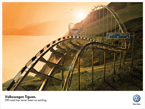 Interesting Contemporary Advertising design   The Best of Design   Scoop.it