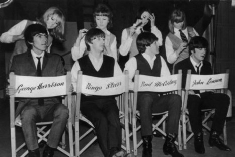 50 Years Ago: The Beatles' 'A Hard Day's Night' Premieres - Ultimate Classic Rock   TheBeatles   Scoop.it