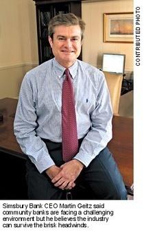 Community banks: An endangered species | Hartford Business | ECONOMIES LOCALES VIVANTES | Scoop.it