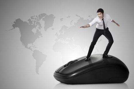 Un 57% de la población mundial no tiene conexión a Internet | Aprendiendoaenseñar | Scoop.it