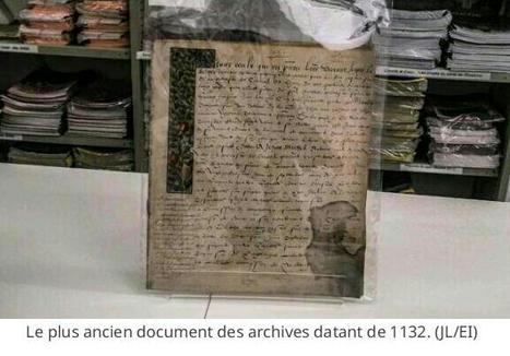 Les archives de Chamarande, lieu de sauvegarde du patrimoine essonnien | ESSONNE INFO | Nos Racines | Scoop.it