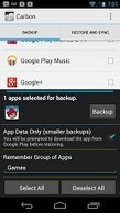 Carbon - App Sync and Backup - Android Apps on Google Play | Android Apps | Scoop.it
