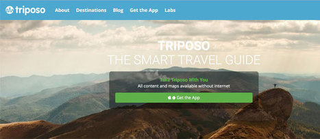 Triposo raises again, with $3.1M for its travel guide apps - Tnooz | Comportements_conso_touristique | Scoop.it