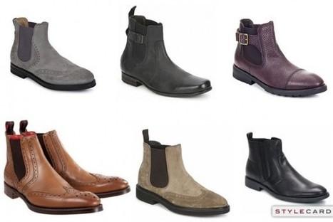Men's Trends: Chelsea Boot | StyleCard Fashion Portal | StyleCard Fashion | Scoop.it