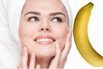 అరటితో అందం | Banana Beauty Tips For Glowing Skin | Homemade Banana Face Pack |  Natural Beauty from Banana | Health Care | Scoop.it