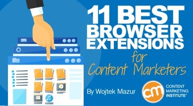 11 Best Browser Extensions for Content Marketers | digital marketing strategy | Scoop.it
