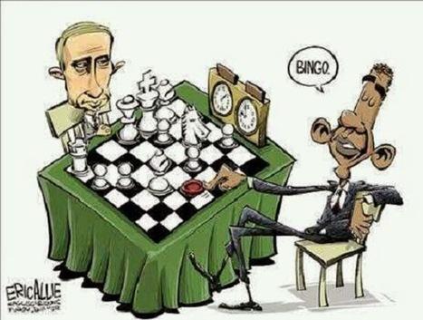 EUA arrastam o mundo à guerra - Paul Craig Roberts #Russia #Putin #Obama #Ucrania #Lavrov | Saif al Islam | Scoop.it