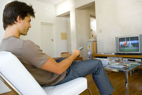 Study: 20 Hours of TV a Week Almost Halves Sperm Count | Health and Fitness Magazine | Scoop.it