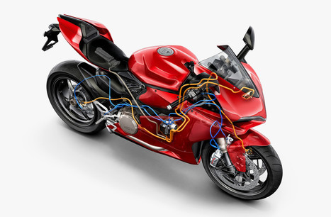 New Ducati Stability System Makes Crashing Near Impossible | WIRED | Ductalk Ducati News | Scoop.it