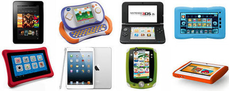 A Trove of Tablets for Young Hands | Mobile Educational Game Learning | Scoop.it