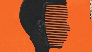 Can you recognize the face in the comb? | BLACKOUT UK | Scoop.it