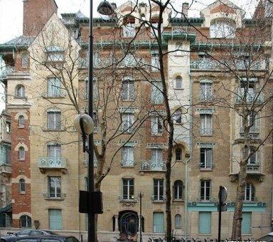 Paris 16e : Immeubles art Nouveau | Paris 16e | Scoop.it