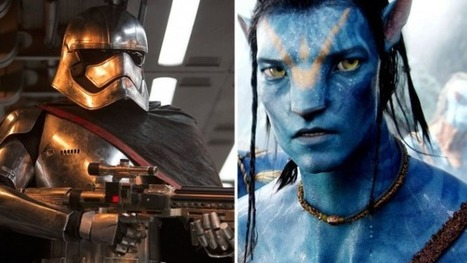 Pretend To Be Shocked: 'Star Wars: The Force Awakens' Marches Past 'Avatar' To Become No. 1 Film Of All Time! - Movie Smack Talk | Movies | Scoop.it