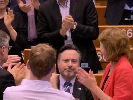 Scottish MEP receives standing ovation for passionate speech in European Parliament | My Scotland | Scoop.it