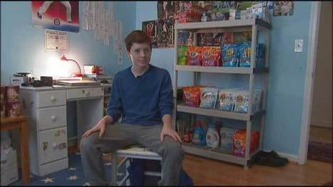 14-year-old DC kid finds extreme couponing very profitable | Kidpreneur | Scoop.it