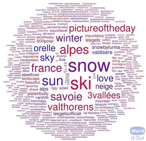 Les stations françaises sur Instagram : les hashtags | Social Media tips, tools & beyond | Scoop.it
