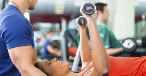 How One Personal Training Session Can Be All You'll Ever Need ... | Making the Right Choices | Scoop.it