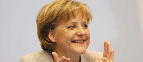 Angela Merkel bientôt au cinéma - Gala | Allemagne | Scoop.it