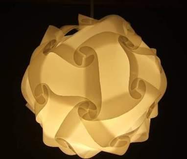 Construye una lámpara de diseño casera IQ Light - elSingular Información gratuita de gadgets y tecnologías | lámparas | Scoop.it