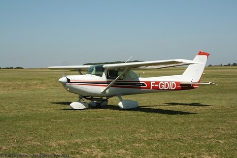 F-GDID - Cessna 152 - Tagazous | Fantastic-shot vous recommande | Scoop.it