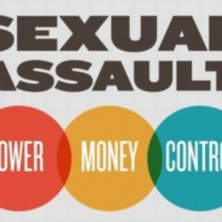 Sexual Assault: Power Money Control : Infographic | Dare To Be A Feminist | Scoop.it