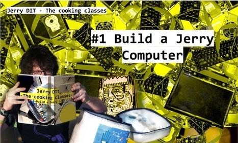 Jerry DIY : un ordinateur recyclé, à construire soi-même | Innovation sociale | Scoop.it