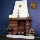 Fabriquer une fausse cheminée en bois   Maisonbrico.com   Conseils Bricolages   Scoop.it