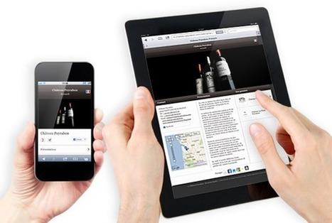 Voyez plus grand pour vos fiches vin. | Blog Vincod | Ben Wine Marketing | Scoop.it