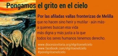 Por las afiladas vallas fronterizas de Melilla   Pon el Grito en el Cielo   Scoop.it