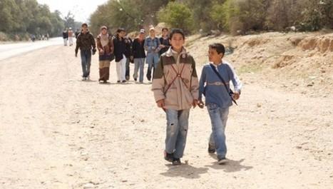 Tunisie : la pauvreté pousse les enfants à abandonner l'école | Unicef France | 17 Octobre Journée mondiale du refus de la misère | Scoop.it