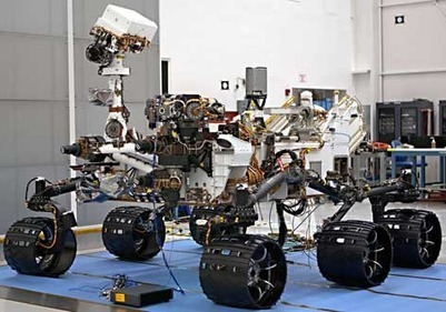 Curiosity made ready for launch towards Mars | VIM | Scoop.it